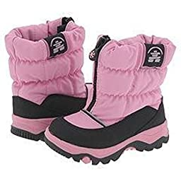 Kamik Kids Snuggy Snow Boot (Infant/Toddler) Pink