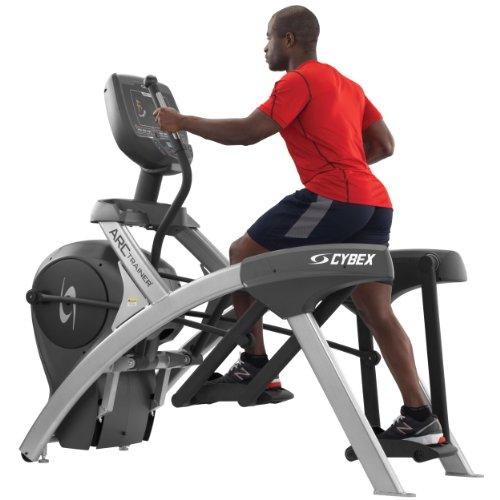 Cybex Treadmill Weight Loss Program: Cybex 625AT Total Body Arc Trainer