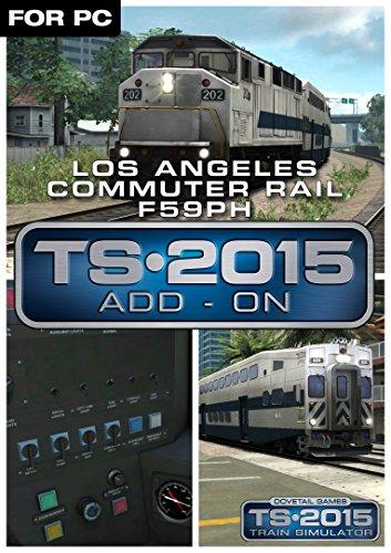 Los Angeles Commuter Rail F59Ph Loco Add-On [Download]