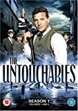 The Untouchables - Season 1: Volumes 1 and 2[DVD][1959]