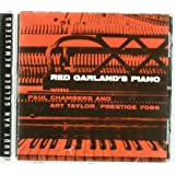 Red Garland'S Pianopar Paul Chambers