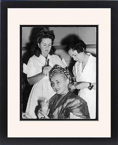 Framed Print Of Anne Shirley/Hairdresser
