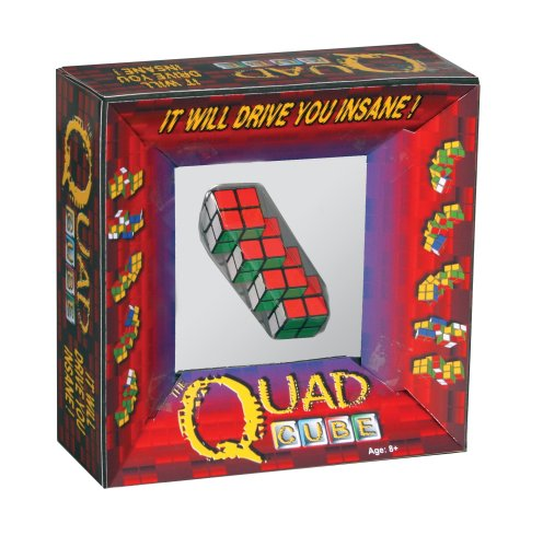 Cheap Fun TDC games Quad Cube – Cube Puzzle (B001CV1802)