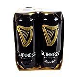Guinness Draught 440ml x 4 1760g