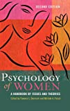 img - for Psychology of Women: A Handbook of Issues and Theories (Women's Psychology) book / textbook / text book