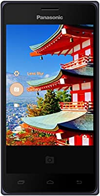 Panasonic Eluga I (Black, 8 GB)