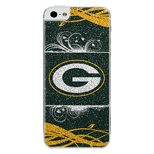 Green Bay Packers Iphone 5/5s Bling Applique-green Bay Packers Iphone 5/5s Phone Decal