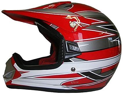 Protectwear v310-rT-xXXS casque de motocross max racing pour enfant (kindermotorradhelm
