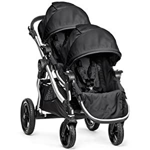 Baby Jogger City Select Stroller with 2nd Seat Onyx by BaJogger