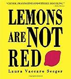 洋書絵本読み聞かせ「LEMONS ARE NOT RED」