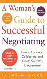 A woman&#39;s guide to successful negotiating
