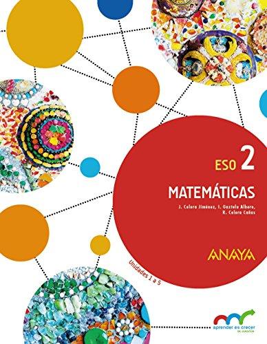 Matemáticas 2. (Aprender es crecer en conexión)
