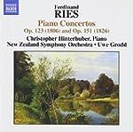 Ferdinand Ries : Concertos pour piano...