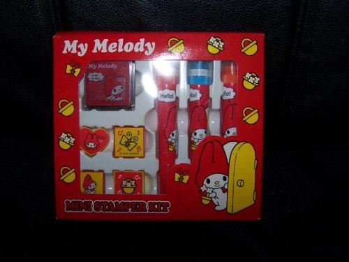 Sanrio My Melody Mini Stamper Kit