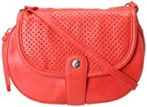 Roxy Class Act 452P41 Cross Body,Fiery Red,One Size