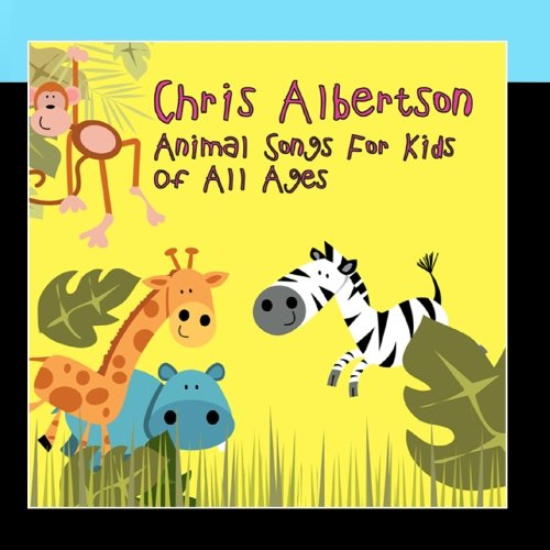 Animal Songs For Kids Of All Ages