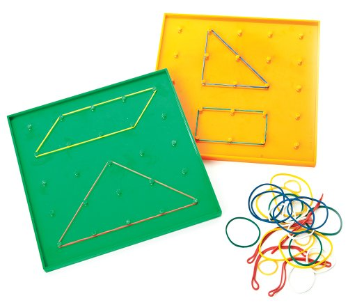 Carson-Dellosa Thinking Kids' Math Geoboards - 1