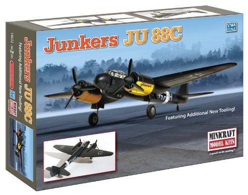 Ju-88 Luftwaffe (2 Marking Options) - 1