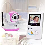 SVP's i-baby A88(Pink) Child unlocked Mobile Phone with battery and wall charger