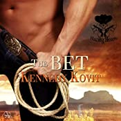 The Bet: Blazing Hearts, Book 1 | Kennedy Kovit