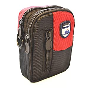 camera case with shoulder strap for Canon Powershot SX600HS D30 S200 S120 N A3500IS A2600 A2500A1400 SX280HS SX270HS SX160IS , Canon IXUS 265HS 255HS 155 145 140 132 135