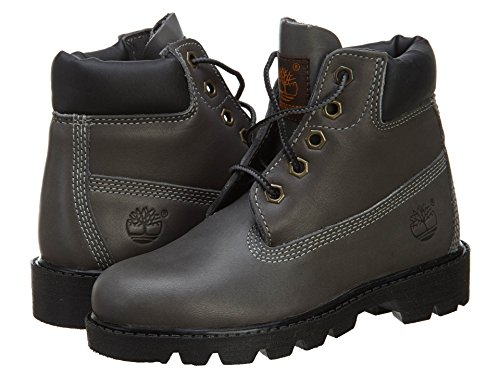 Timberland Children'S Yth 6\ C.Boot Little Kids Style: 10757-Dk Gray Size: 1 front-943940