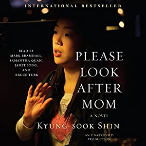 Please Look After Mom Audiobook