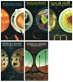 Douglas Adams 5 Books Set: The Hitchhiker'S Guide To The Galaxy, The Restaura
