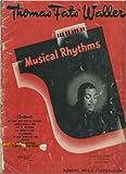 img - for Thomas Fats Waller : Musical Rhythms book / textbook / text book