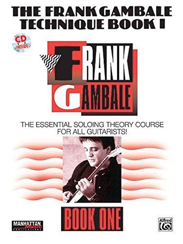 Frank Gambale Technique Bk I (Manhattan Music Publications)