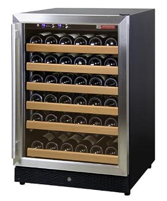 Amazon Com Allavino Mwr 541 Ssr 51 Bottle Wine Cooler