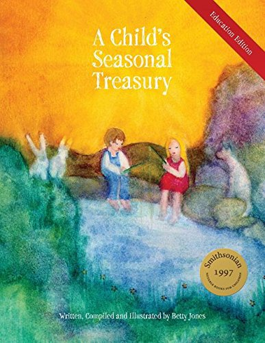 A Child's Seasonal Treasury, Education Edition (Festivals Family And Food compare prices)
