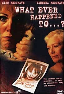 What Ever Happened to Baby Jane DVD 1990 Region 1 US ...