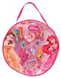 Princess Cosmetics Set in Round PVC Bag