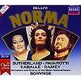 Bellini - Norma / Sutherland · Caballé · Pavarotti · Ramey · WNO · Bonynge