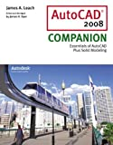 img - for AutoCAD 2008 Companion (McGraw-Hill Graphics) book / textbook / text book