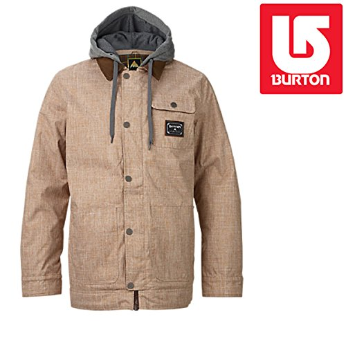 BURTON(バートン) バートン スノーボード ウェア ジャケット DUNMORE Jacket BEAVER TAIL-MELANGE   Burton 2016 ウエア BURTON (15-16 15/16) S