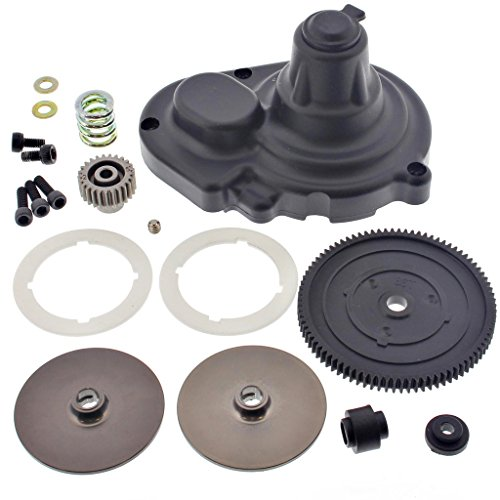 Losi 1/10 XXX-SCT Brushless 2WD SPUR & PINION GEARS, SLIPPER CLUTCH, PAD, COVER (Losi Truck Parts compare prices)