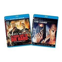 A Good Day to Die Hard / Die Hard (Two-Pack)  [Blu-ray]