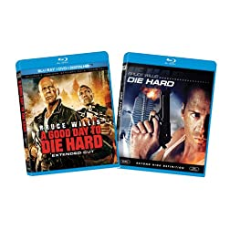 A Good Day to Die Hard / Die Hard (Two-Pack)  [Blu-ray]