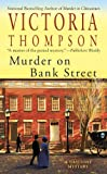 Murder on Bank Street (Gaslight Mystery) (0425228371) by Thompson, Victoria