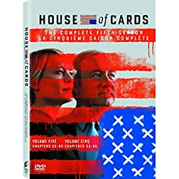 House of Cards - Season 05