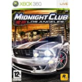 Midnight Club: Los Angeles (Xbox 360)by Take 2 Interactive