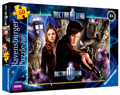 Ravensburger Doctor Who 60 Piece Jigsaw