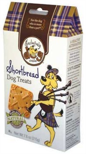 Exclusively Pet Shortbread Cookies, 7.6-Ounce Package