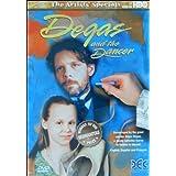 Degas and the Dancer ~ Thomas Jay Ryan