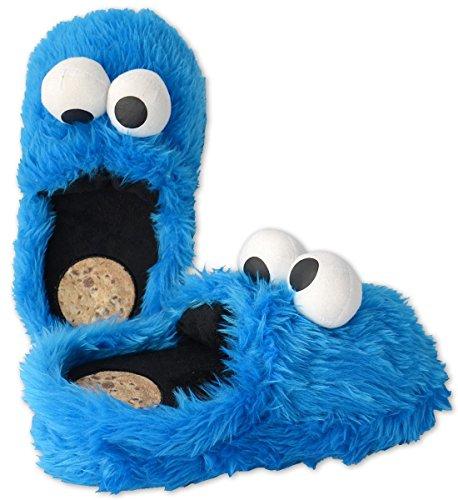 sesamstrasse-hausschuhe-grosse-xl-44-46-krumelmonster-3d-slipper-cookie-monster-schuhe-sesame-street