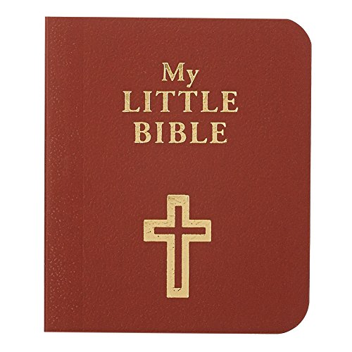 My Little Bible - Red (Mini Bibles compare prices)