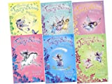 Elizabeth Lindsay Silverlake Fairy School Collection, 6 Books, RRP £29.94 (Unicorn Dreams; Wands and Charms; Ready to Fly; Stardust Surprise; Bugs and Butterflies; Dancing Magic) (Silverlake Fairy School)