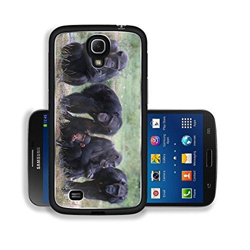Luxlady Premium Samsung Galaxy Mega 6.3 Aluminium Snap Case When Monkey s Go Bad IMAGE ID 221188
